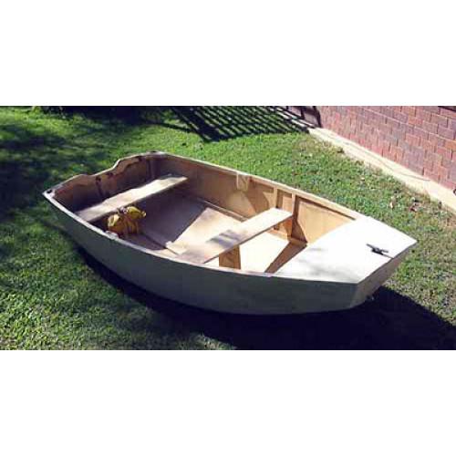 Bruce Roberts Pram Dinghy Boat Plan - Fine Line Boat Plans