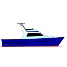 Coastworker 35-37 Planing Hull