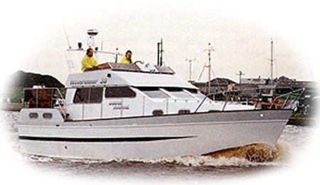 Powerboat Hulls Explained - Fine Line Boat Plans & Designs